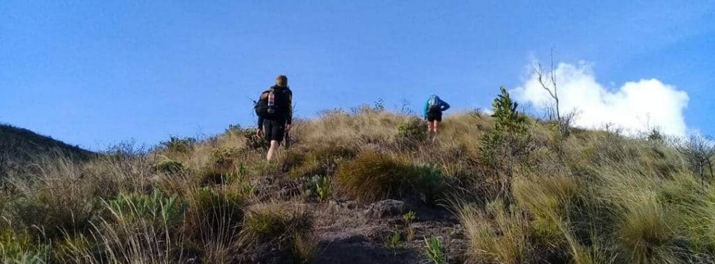 Hiking Rinjani
