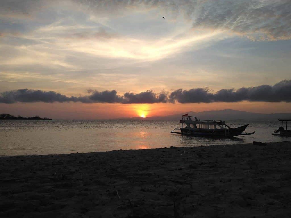 Sunset at G Kondo