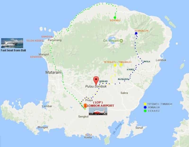 Lombok-island-Maps